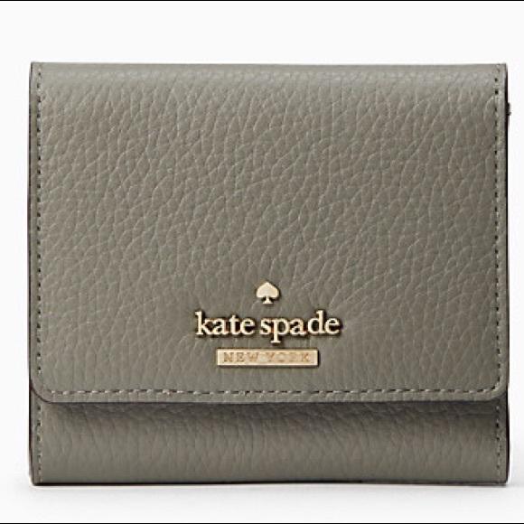 5bbb0aff9740 Kate Spade Jackson Street Jada Leather Wallet